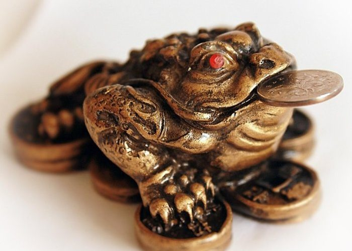 Чего ждать от трёхлапой жабы с монеткой во рту?. МУзей ЛЯгушек и Жаб