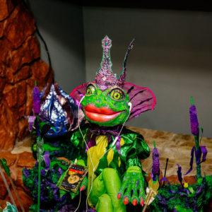 Говорящая Царевна-Лягушка