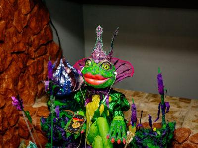 Говорящая Царевна-Лягушка. МУзей ЛЯгушек и Жаб