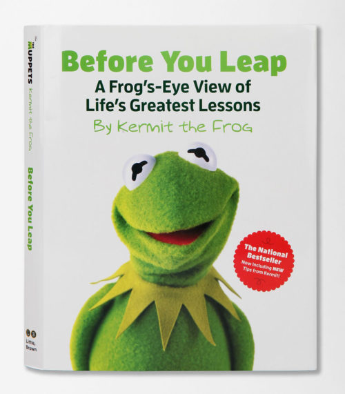 Лягушонок Кермит (Kermit the Frog)