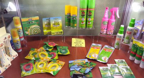 Лягушки рекомендуют: средства от комаров в «МуЛяЖе»!