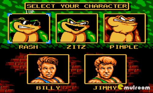 Видеоигра Battletoads («Боевые жабы»)